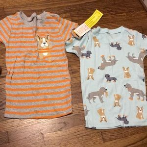Just One You Boys 2 shirts size 4t